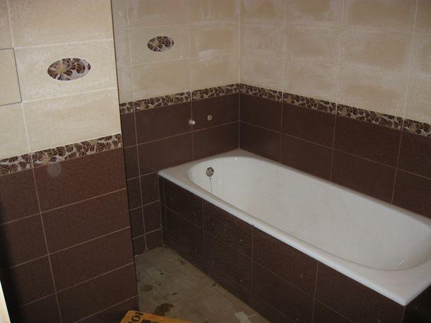 Люк плитке в ванной - 3